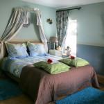 22 blauwe kamer