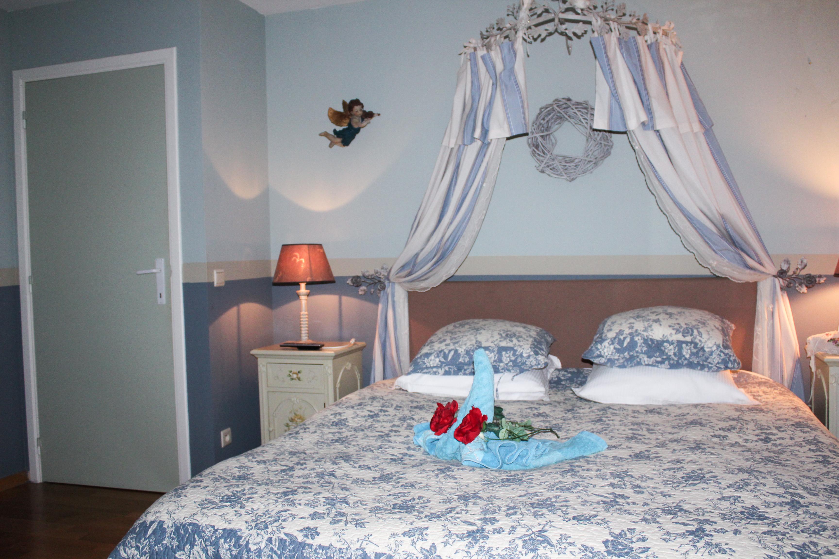 Bbhoevewestdijk blauwe kamer - Blauwe nachtkamer ...